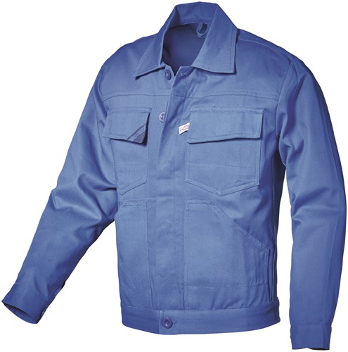 PKA Werkjas Basic Plus - Korenblauw