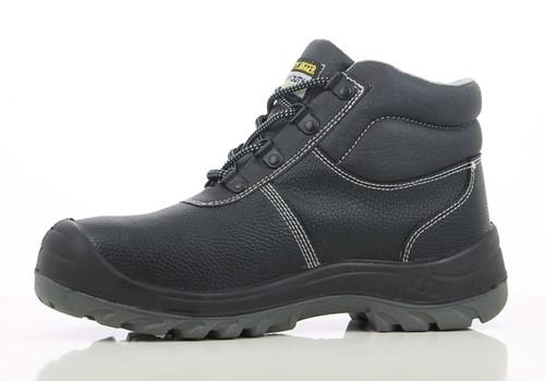 Safety Jogger BestBoy S3 - Zwart-2