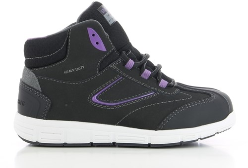 Safety Jogger Beyonce S3 - Zwart/Paars-36