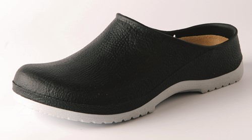 Gevavi Biocomfort Tuinklomp - zwart-40