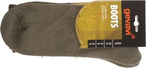 Gevavi Boots Sok voor Laarzen - groen-39-41