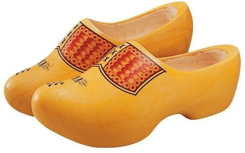Gevavi Brabant Klomp - geel-13