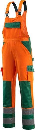 Mascot Barras Amerikaanse overall - Hi-Vis Oranje