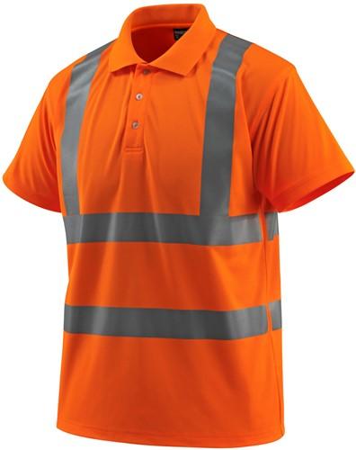Mascot Bowen Poloshirt - Hi-Vis Oranje