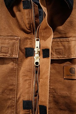Carhartt Sandsteen Traditional jas