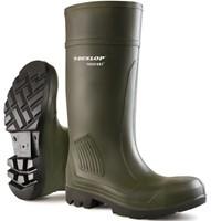 Dunlop - C462933 Purofort Knielaars S5 - groen-37