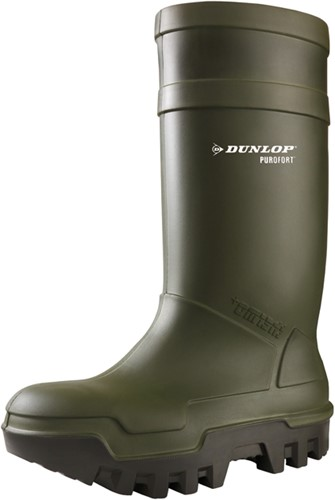 Dunlop C662933 Thermo+ Knielaars S5 - groen-6-1
