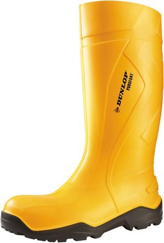 Dunlop C762241 Purofort+ Knielaars S5 - geel-36