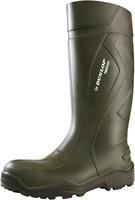 Dunlop C762933 Purofort+ Knielaars S5 - groen-36