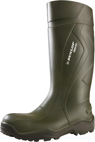 Dunlop C762933 Purofort+ Knielaars S5 - groen-49/50