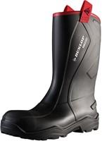 Dunlop C762043.CH Purofort+ Rugged S5 - zwart-39-1