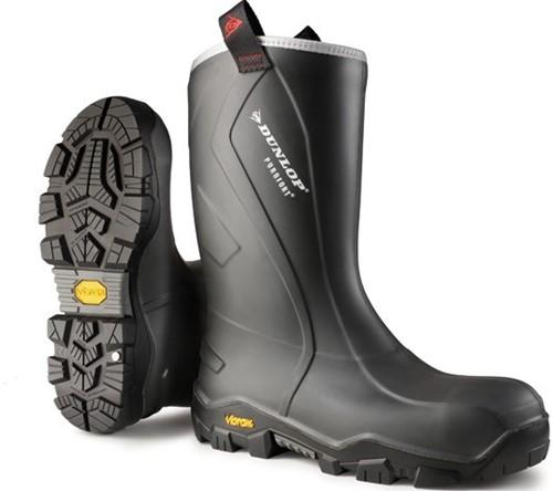 Dunlop CC22A33.CH Reliance Purofort S5 - zwart-49/50