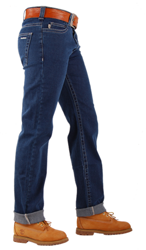 CrossHatch Dames Spijkerbroek Shiva Stretch-28-32-1