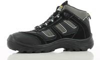 Safety Jogger Climber S3 Metaalvrij - Zwart-2