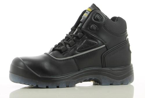 Safety Jogger Cosmos S3 Metaalvrij - Zwart