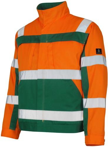 Mascot Cameta Werkjack - Hi-Vis Oranje