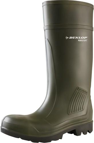 Dunlop D460933 Purofort Knielaars - groen-37-1