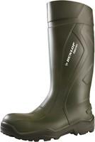 Dunlop D760933 Purofort+ Knielaars - groen-36-1