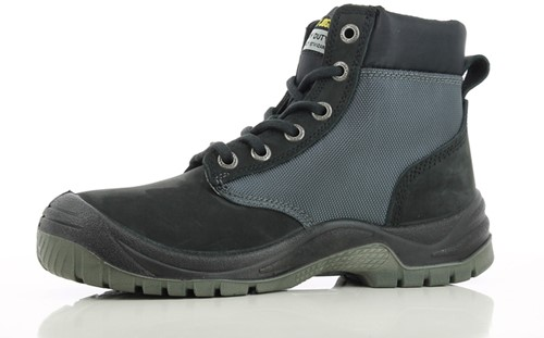 Safety Jogger Dakar S3 - Zwart-38