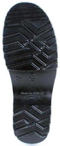 Gevavi Dallas Gesloten Schoenklomp PU - zwart-2
