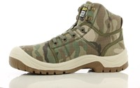 Safety Jogger Desert S1P - Camouflage-2