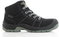 Safety Jogger Desert S1P - Zwart