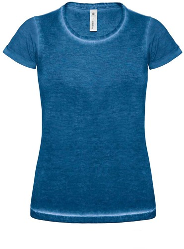 B&C DNM Plug In Dames T-shirt