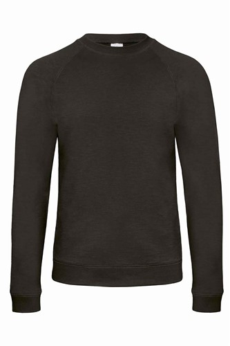 B&C DNM Starlight Heren Sweater-S-Chic zwart