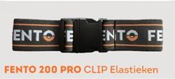 Fento Elastiek met Clip voor 200/200 Pro kniebeschermers