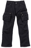 Carhartt Washed Duck Multi Pocket Tech Pant werkbroek