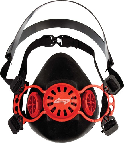 Dynamic Safety Halfgelaatsmasker rubber 1