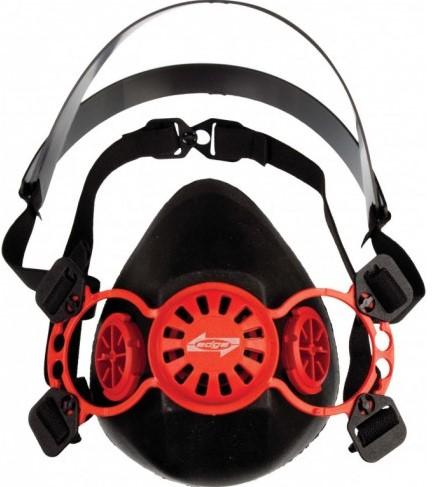 Dynamic Safety Halfgelaatsmasker silicon 1