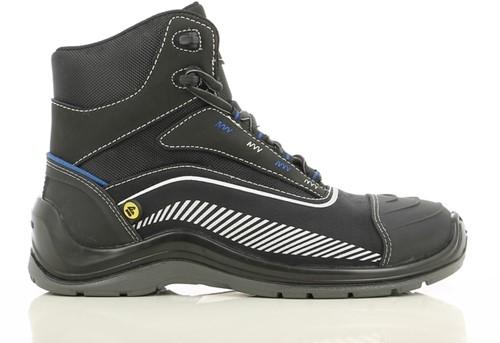 Safety Jogger Energetica S3 ESD Metaalvrij - Zwart