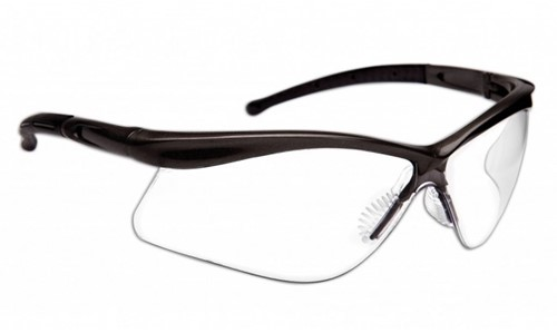 Dynamic Safety Bril Warrior Lens Clear