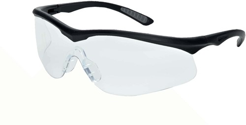 Dynamic Safety Bril THUNDER Lens Clear