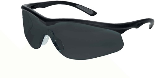 Dynamic Safety Bril THUNDER Lens Smoke