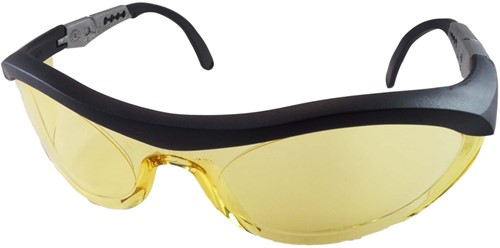 Dynamic Safety Bril CYCLONE I Lens Amber