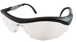 Dynamic Safety Bril CYCLONE I Lens Clear