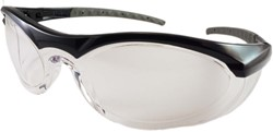 Dynamic Safety Bril CYCLONE II Lens Clear