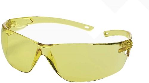 Dynamic Safety Veiligheidsbril Basic Dyna - Amber lens