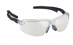 Dynamic Safety Bril FUSION Lens Clear