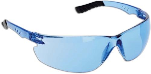 Dynamic Safety Veiligheidsbril Techno - Blauwe Lens
