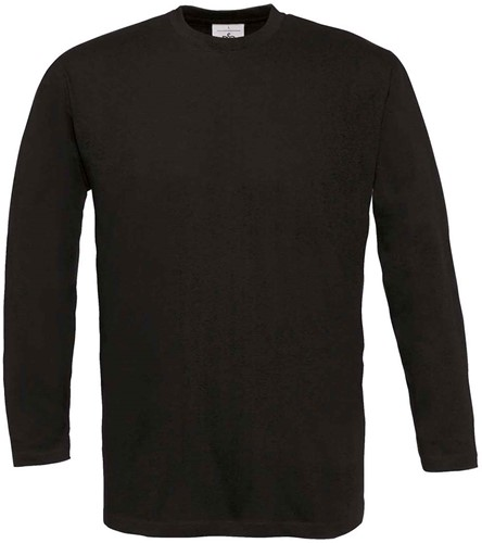 B&C Exact 190 LSL T-shirt