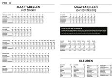 FHB Maattabel-208