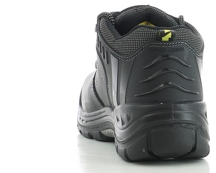 Safety Jogger Force2 S3 Metaalvrij - Zwart [UITLOPEND]