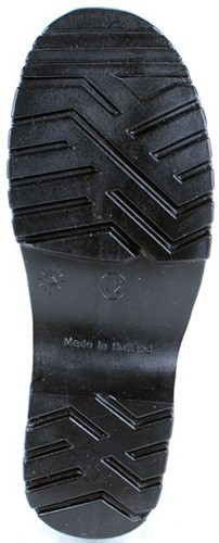 Gevavi Fullfit Gesloten Flexibele Schoenklomp PU - zwart-39-2