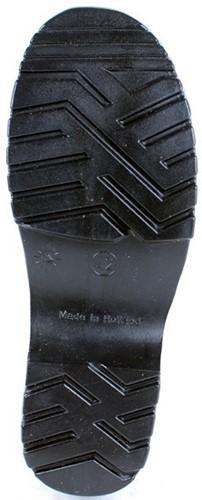 Gevavi Fullfit Gesloten Flexibele Schoenklomp PU - zwart-39