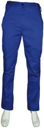 WW4A Foodbroek Polyester/Katoen - korenblauw