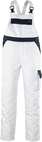 Macmichael Franca Amerikaanse overall-Wit/navy-82C44