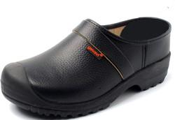 Gevavi 1240/00 schoenklomp PU S3 gesloten hiel - zwart